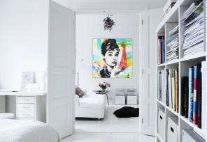 10 Stunning White Wall Decor Ideas for a Lovely Home
