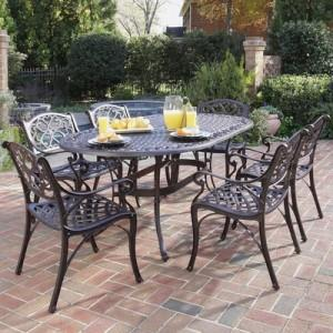Wrought Iron Garden Table and Chairs - Summer Garden Party and Fun Ideas, Tips and Examples