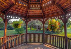 Beautiful Wood Gazebos- Gazebos and Follies