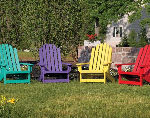 Adirondack Chair - the Best Summer Patio Furniture