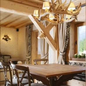 Wooden Cane Designs Mountain Lodge Rustic ...