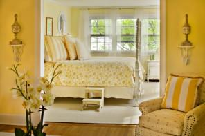 Bedroom Interior Design and Color Ideas for Healthy Sleep