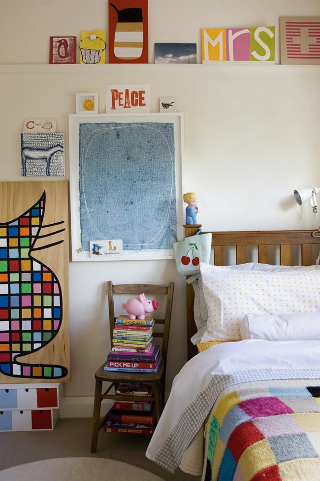 Colorful kids room decoration ideas - Amazing Home Decorating Style Trends and Ideas