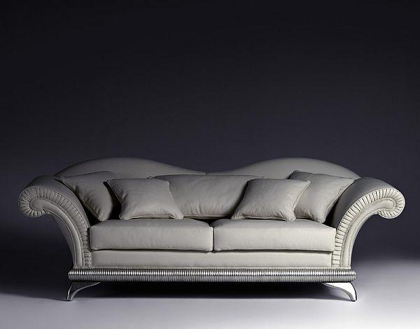Comfortable modern couch - Modern home furniture collection - Alexandra