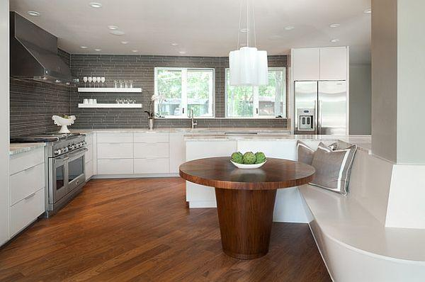 Top 18 Ideas for your Contemporary white kitchen interior