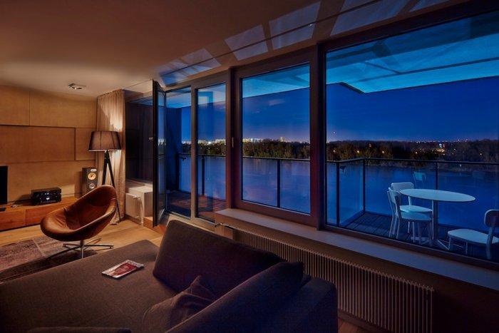 Cozy Interior Design with a Minimalist Touch in Bratislava
