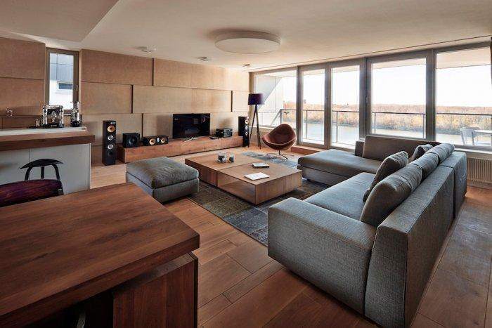 Now, You Can Enjoy This Fantastic Luxury Interior Design Of The Minimalist  House In Bratislava.