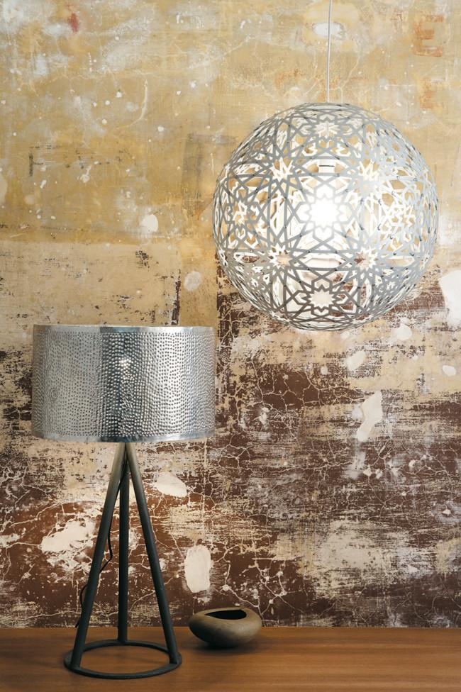 Creative lamp shaded suitable for industrial interiro design - Fantastic Decorating Ideas with Industrial Lighting