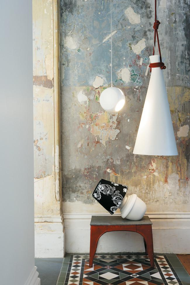 Decorative hanging lamp shades - Fantastic Decorating Ideas with Industrial Lighting