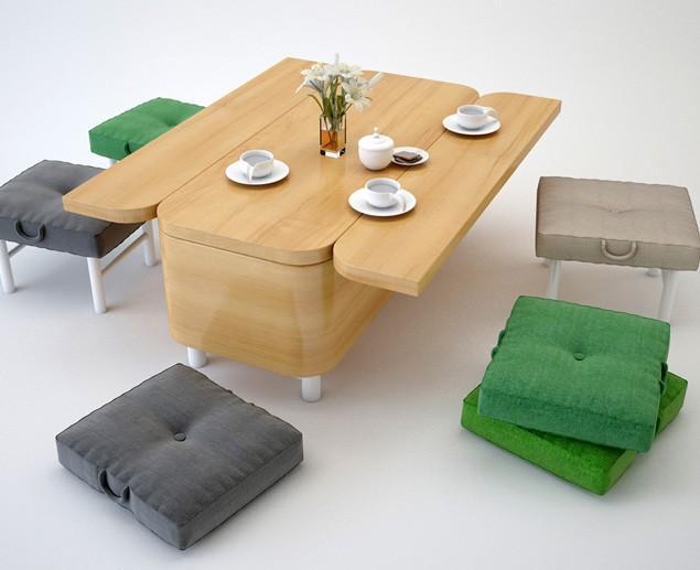 The Hottest Flexible Furniture - Amazing Convertible Sofa