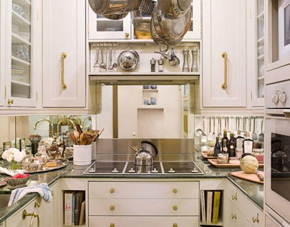 Functional kitchen design - Small Room Ideas - Interior Design and Decoration