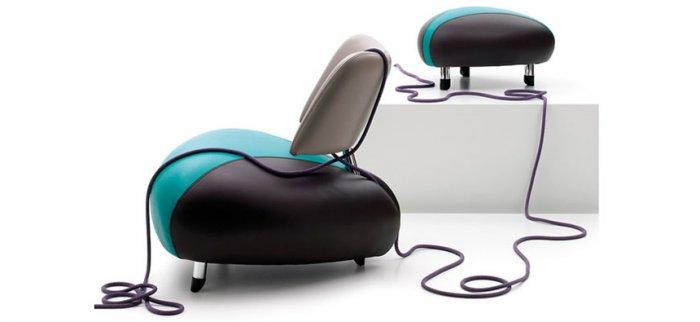 Futuristic Furniture Armchair Design By Leolux Founterior