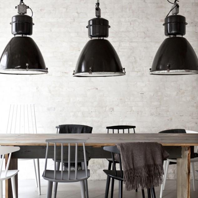 Fantastic Decorating Ideas with Industrial Lighting