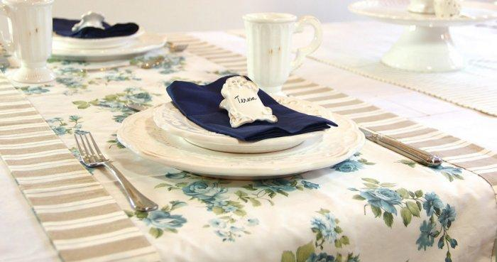 How to Decorate Your Table for Lunch - Tips