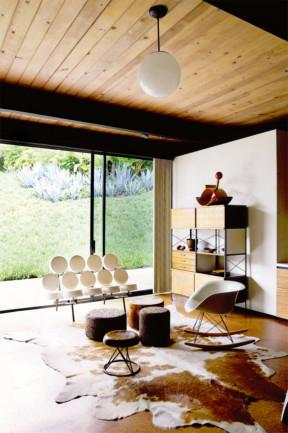 Mid Century Modern House Interior Design Founterior