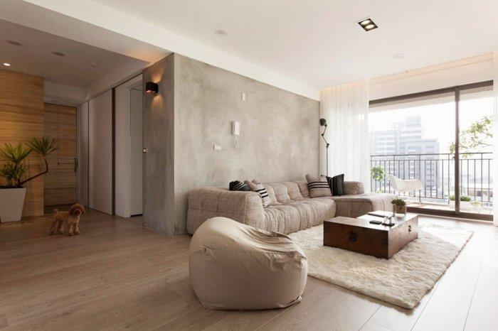the contemporary luxury interior design which in most cases refers to the minimalistic style not always creates a sense of comfort in a modern home at - Minimalist Apartment Design