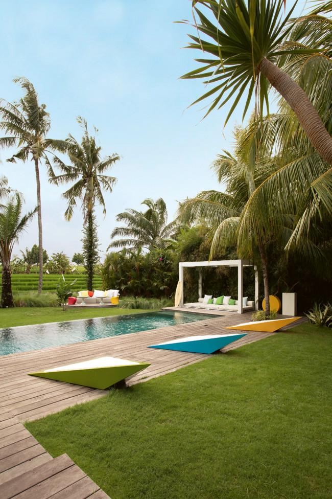 Tropical Home Interior Design of a House in Bali | Founterior