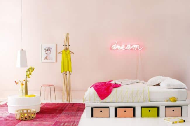 Pink girls room ideas - Fresh Interior Design Ideas and Tips