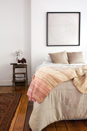 Simple bedroom interior design - Elegant Small Apartment Interior Design in Victorian Style