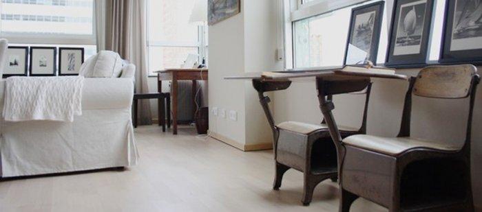 small eclectic apartment interior design in amsterdam   founterior