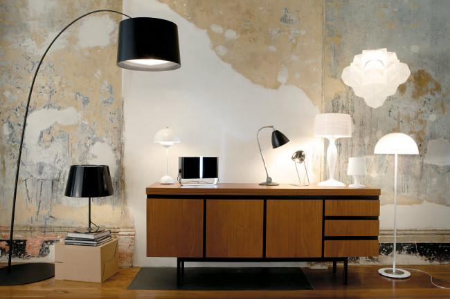 Decorating With Lamps fantastic decorating ideas with industrial lighting | founterior