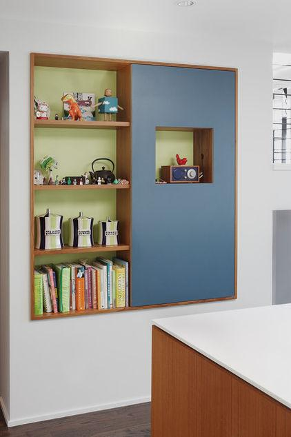 Wall Mounted Shelves Kitchen