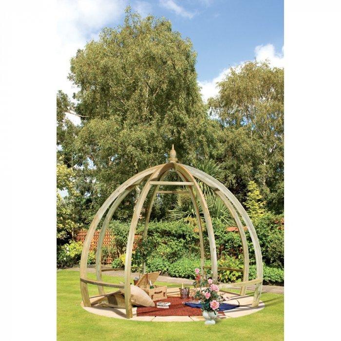 Apollo Pergola - Contemporary Garden Furniture and Decoration Ideas
