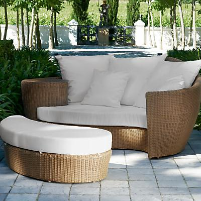 Barlow Tyrie Dune Day Bed - Contemporary Garden Furniture and Decoration Ideas