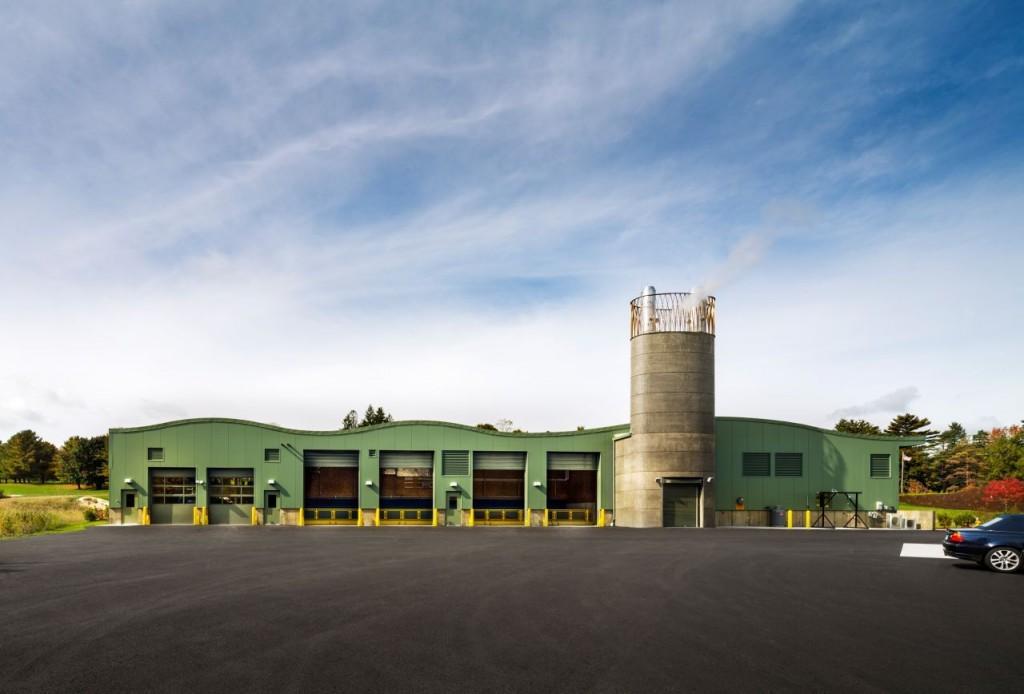 The Ingenious Hotchkiss Biomass power plant in USA