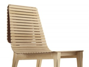 Creative Wooden Ideas - A chair made by Noé Duchaufour-Lawrance