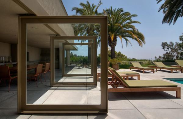 Chu Gooding doors - 12 Leading to outdoor Patios Ideas and Examples