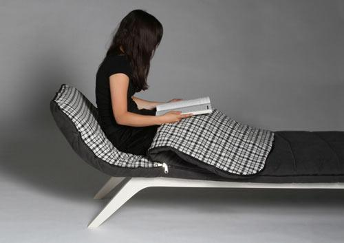 Comfortable couch, perfect for relaxation - Exciting and Creative Sitting Furniture Design Examples