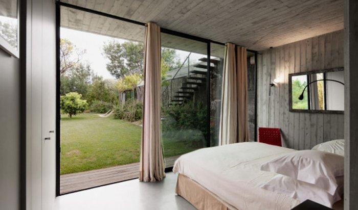 The Contemporary Architecture of a French Luxury House
