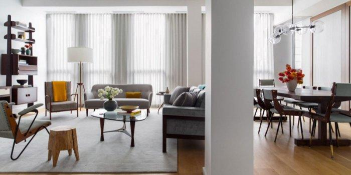 Contemporary Moderate Family Apartment in Manhattan, New York