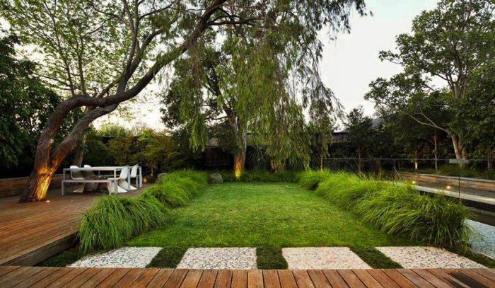 Contemporary Garden Design Ideas for Summer 2013