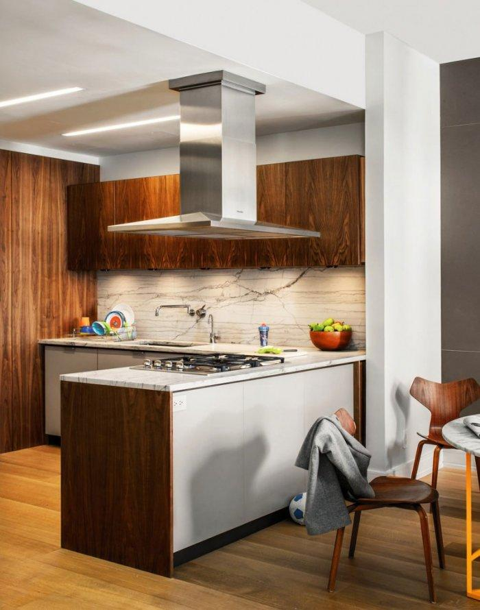Kitchen Remodeling Manhattan Ny 13: Contemporary Moderate Family Apartment In Manhattan, New