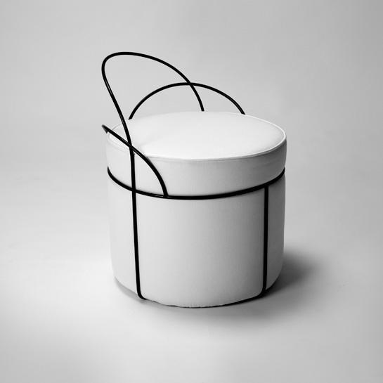 Creative box holder design – Unique Natural Collection by Alexandra Gonçalves