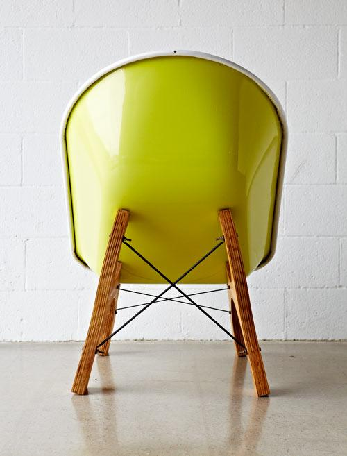 A Creative chair design by Karl Sanford