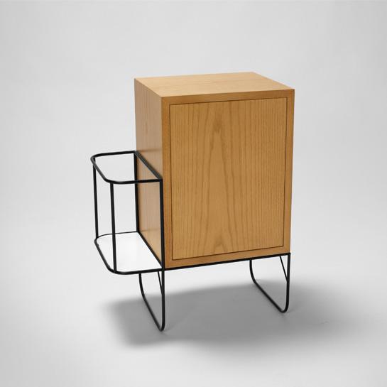 Creative home cupboard design - Unique Natural Collection by Alexandra Gonçalves