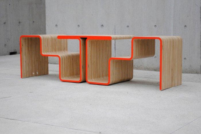 creative sitting furniture design twofold bench design by after architecture a homestreet architecture furniture design