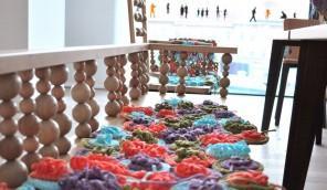 Cvetnoetno Furniture Collection by Almira Sadar and Spela Leskovic