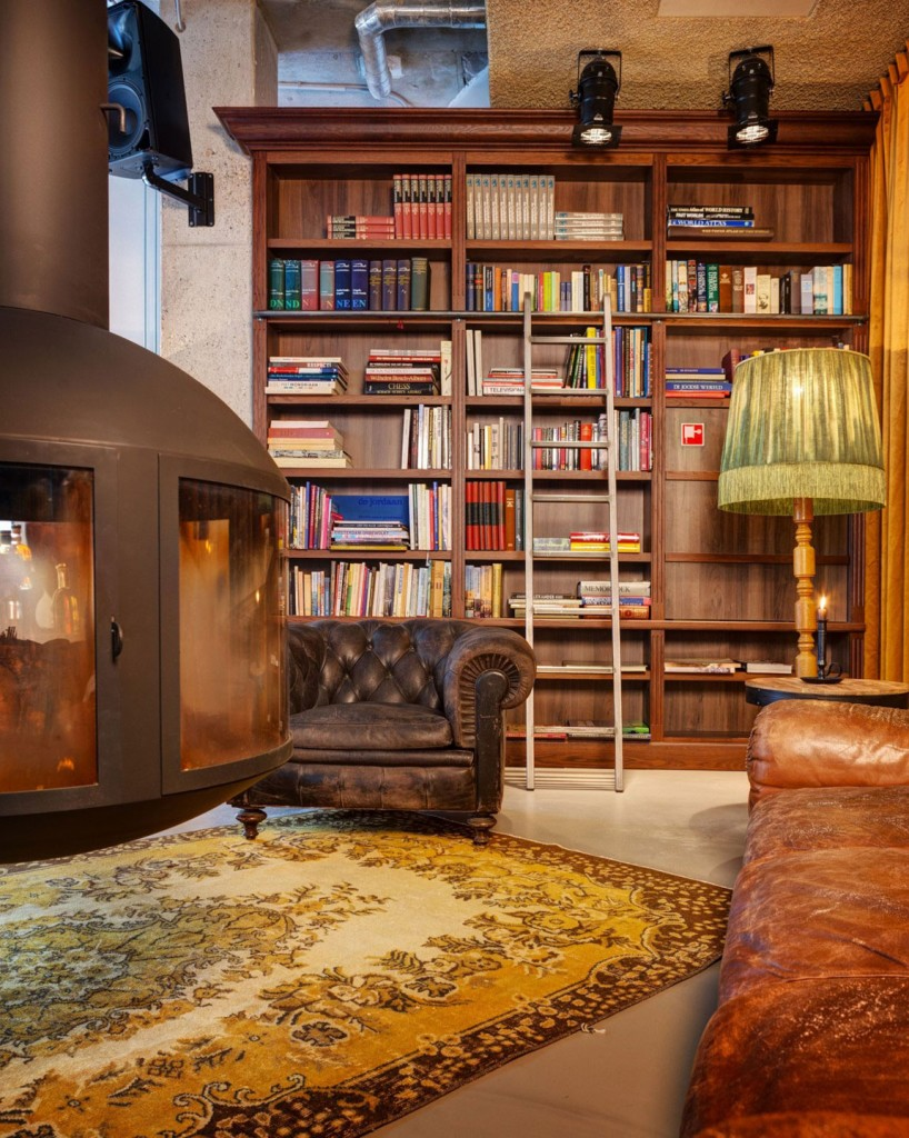 Amazing Hotel Eclectic Interior Design Hotel V Nesplein Founterior With Eclectic  Interior Design.