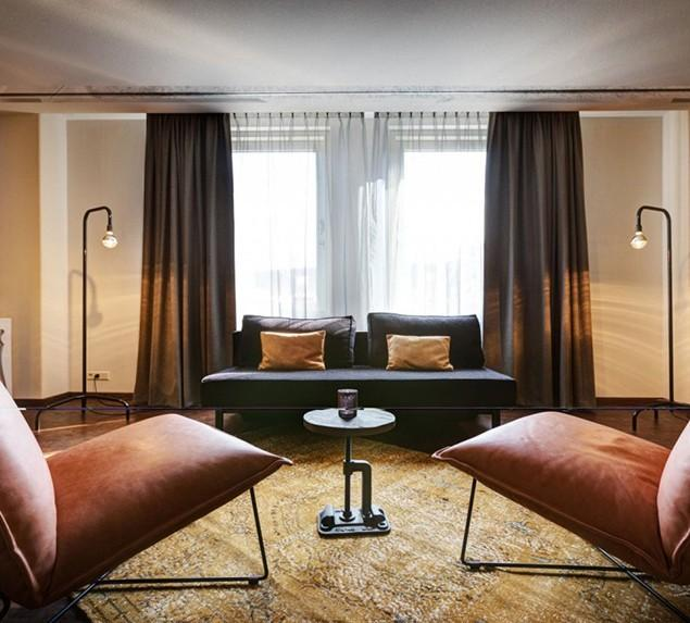 Amazing Hotel Eclectic Interior Design - Hotel V Nesplein
