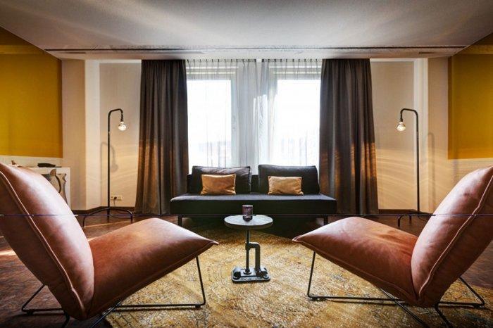amazing hotel eclectic interior design hotel v nesplein