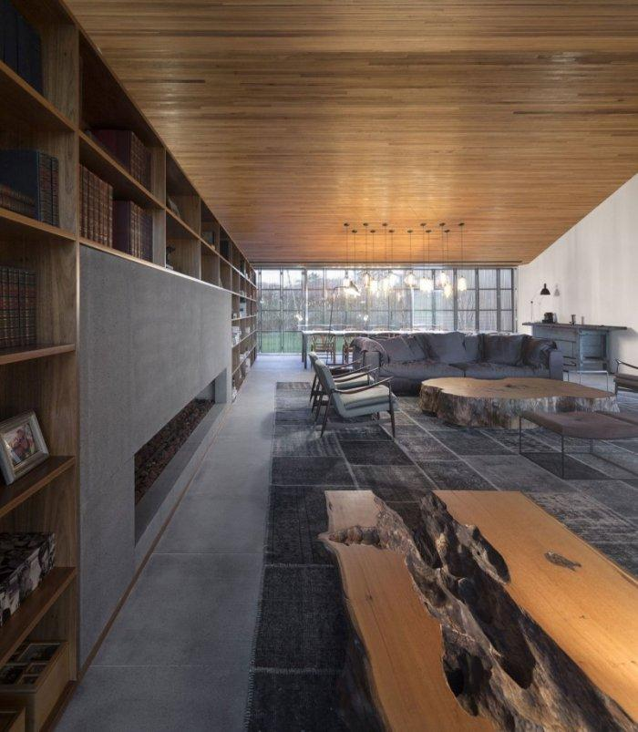 House Interior Design in Brazil – one contemporary estate