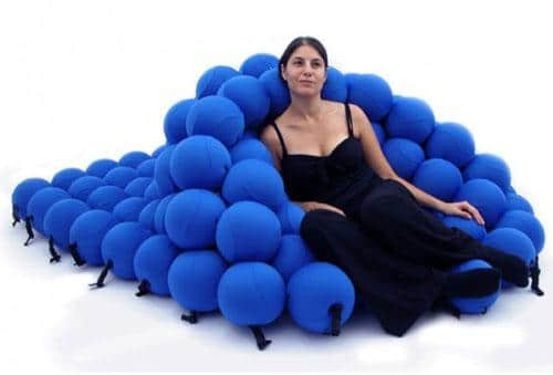 Innovative soft furniture design - Exciting and Creative Sitting Furniture Design Examples