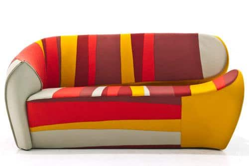 Amazing Italian Colorful Furniture Collection
