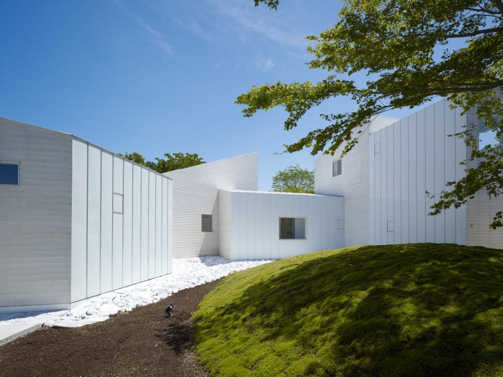 Japanese landscape designs House in Niigata,
