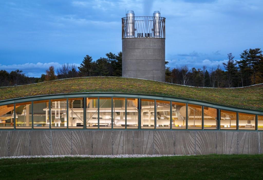 The Ingenious Hotchkiss Biomass Power Plant Design in USA