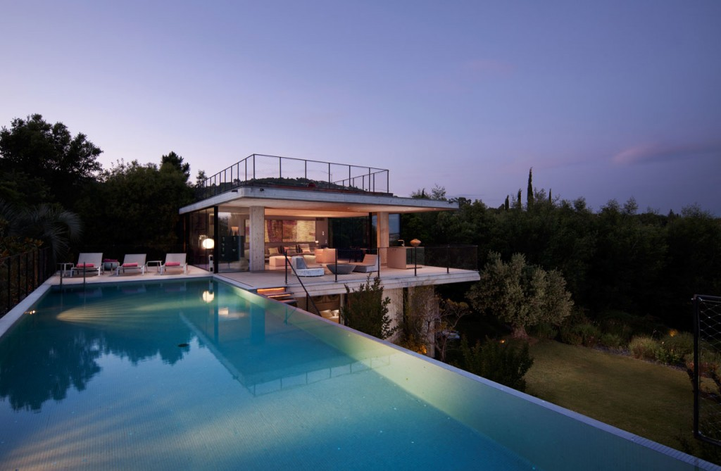 Luxury French House - Contemporary Architecture